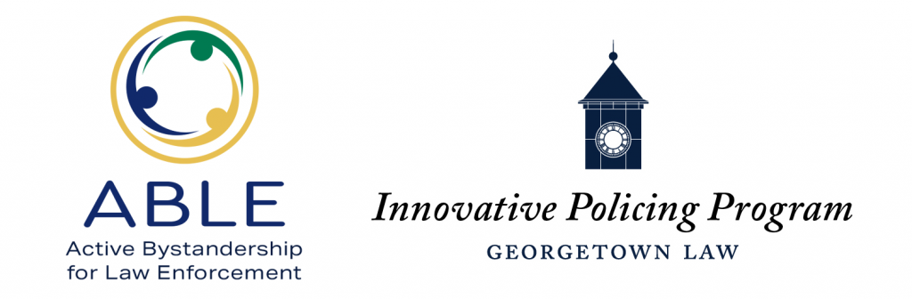 ABLE Georgetown Law Logos