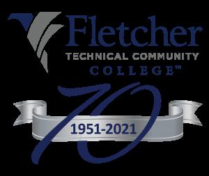 Fletcher 70th Logo