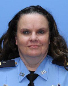 Lieutenant Jennifer Knight