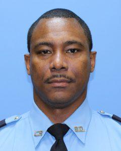 Lieutenant Kevin Johnson