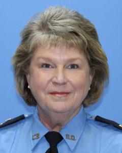 Lieutenant Lesley Hill