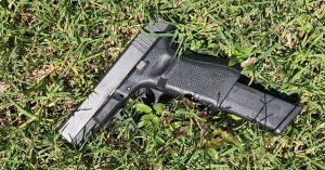 Handgun Found On Campus