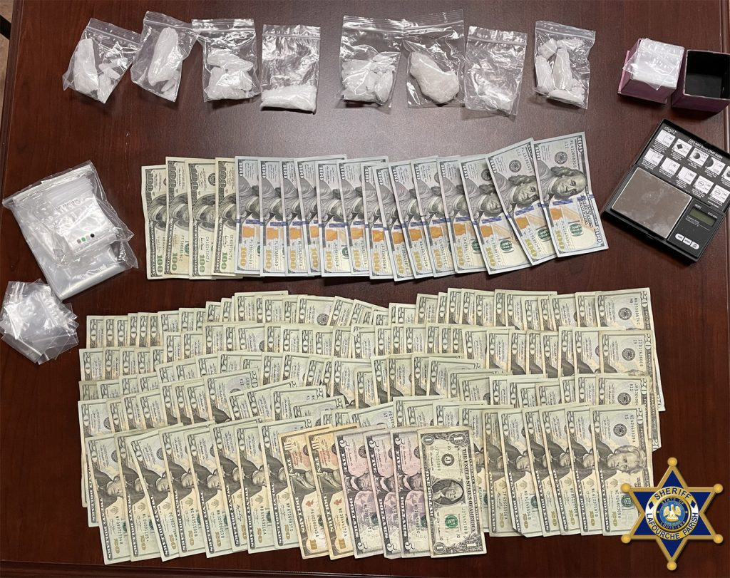 Seizure From South Leon Drive In Gheens