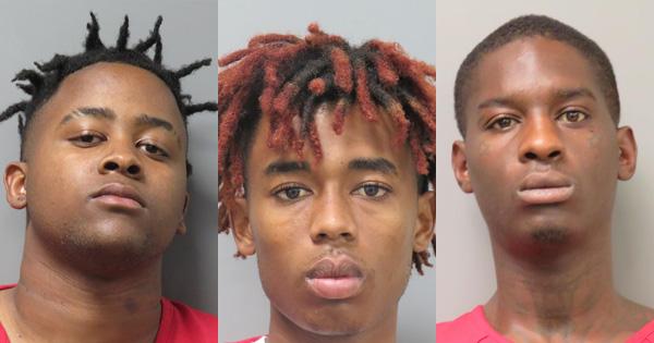 3 Arrested Mid June Pursuit