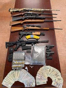 Seizure From First Search Warrant