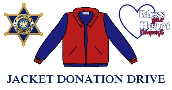 Jacket Donation Drive